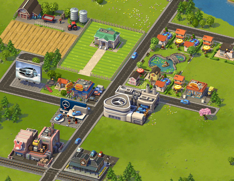 Some Thoughts On SimCity Social | PCWorld
