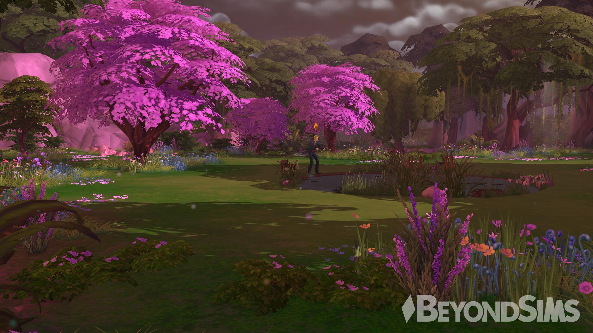 Sims3 sylvanes nude videos