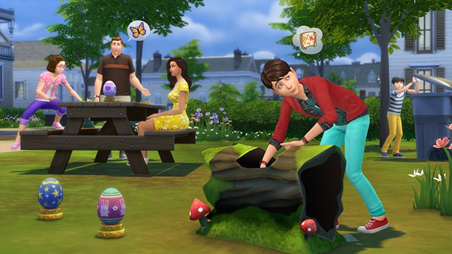 The Sims 4 Create A Sim Demo: Early Access Signup!
