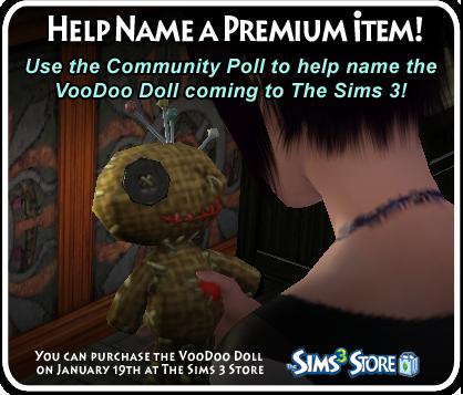 Sims 4 как сделать куклу вуду