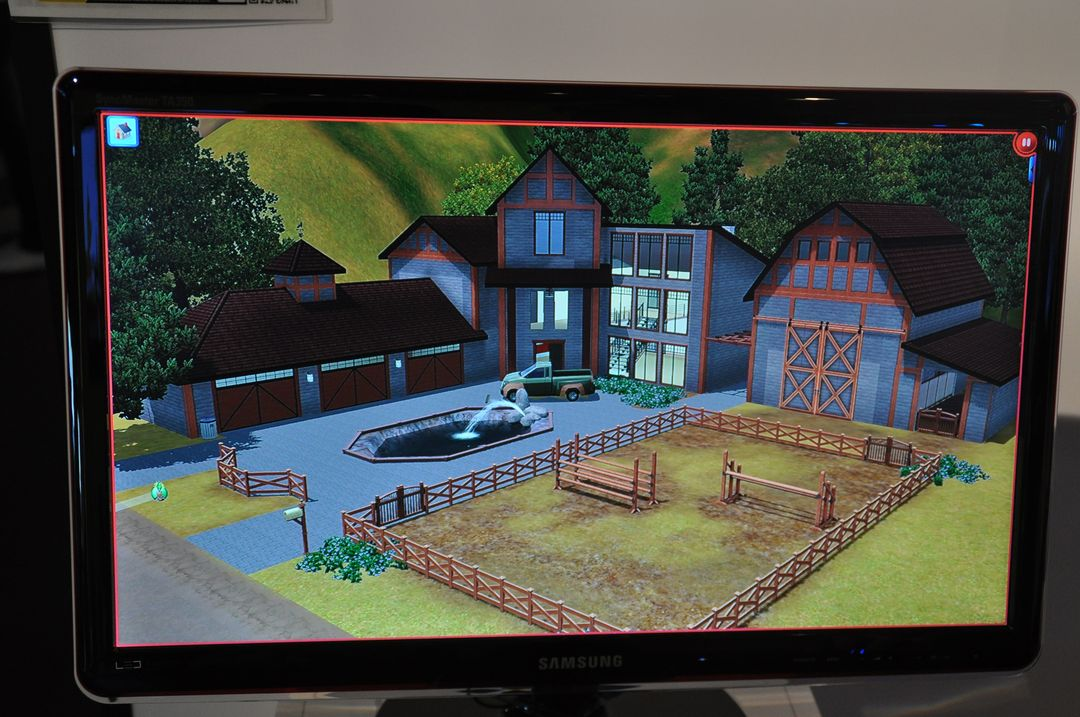 Sims 3 pets house layouts